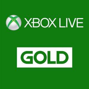 $1 (原价$9.99)Xbox Live 金会员 首月会费