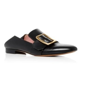 Janelle Leather Slipper by Bally |