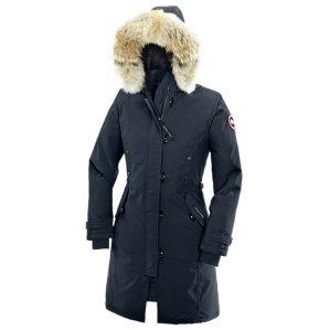 $719.96(原价$899.95)尺码全!Canada Goose 加拿大鹅 Kensington 女款羽绒外套(2色)