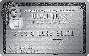 Earn up to 75,000 Membership Rewards® points Terms Apply The Enhanced Business Platinum® Card from American Express OPEN
