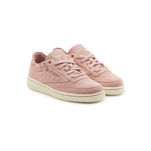 Club C 85 Suede Sneakers - Reebok | WOMEN | US STYLEBOP.COM