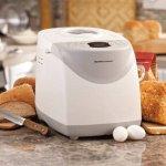 Hamilton Beach HomeBaker 2 Pound Automatic Breadmaker Gluten Free Setting