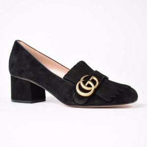 Best price on the market: Gucci Gucci Scamosciato Shoe