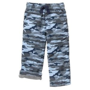 Toddler Boys Slate Camo The Gymster� Pant by Gymboree