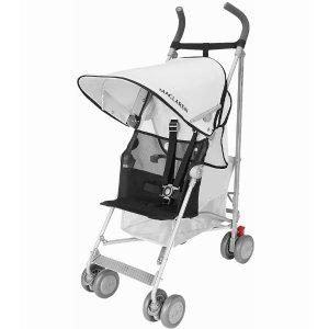 Maclaren 2016/2017 Volo Stroller - Silver/Black