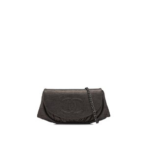 Chanel Leather Chain Crossbody
