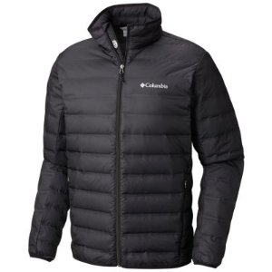 Men's Lake 22 Down Insulated Water Resistant Puffy Jacket | Columbia