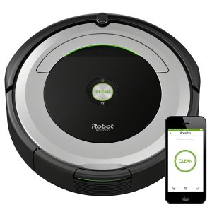 $274iRobot Roomba 690 Wi-Fi Connected Robotic Vacuum Cleaner
