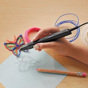Brookstone UpDraw 3D Sculpting Pen