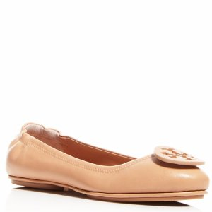 Tory Burch Minnie Travel Ballet Flats | Bloomingdale's