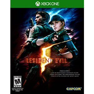 Resident Evil 5 HD for Xbox One | GameStop