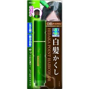To-plan Hidaka Kombu Black Hair Pen Brown
