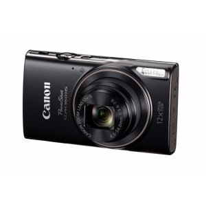 Canon PowerShot ELPH 360 HS Black Refurbished