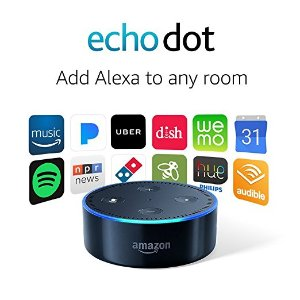 Amazon Echo Dot - Add Alexa to any room