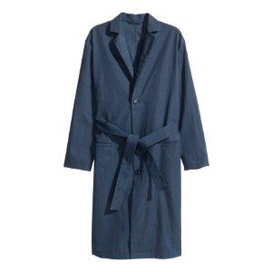 Cotton-blend Coat