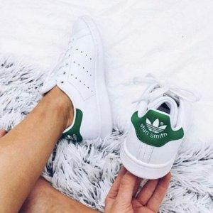 低至5折  绿尾$54.99黒五价:Adidas运动鞋热卖 Stan Smith+Tubular VIRAL 2