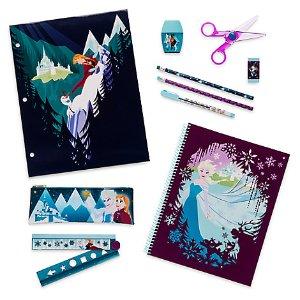 Frozen Stationery Supply Kit | Disney Store