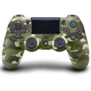Sony DualShock 4 Controller for PlayStation 4, Green Camo - Walmart.com