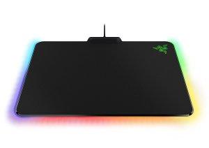 $30.39 (原价$59.99)Razer Firefly-Hard 萤火虫硬质RGB鼠标垫