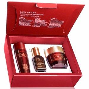 $35 (价值$42) + 10件礼 +免邮Estée Lauder 畅销红石榴套装 每年必抢就是它