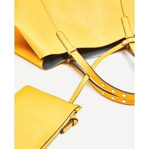 REVERSIBLE TOTE BAG - View all-BAGS-WOMAN | ZARA United States