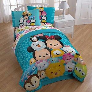 Tsum Tsum Stacks Reversible Comforter - Bed Bath & Beyond