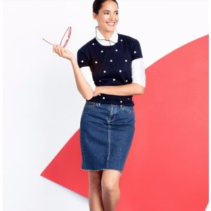 Extra 35% Off+Free Shippingon Everything @ J.Crew Factory