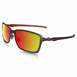 Oakley Scuderia Ferrari Tincan Carbon Sunglasses