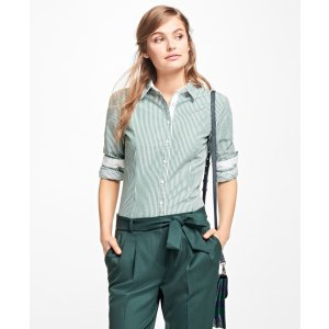 Dobby Stripe Shirt
