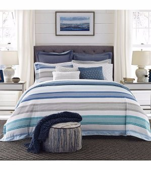 As Low As $52.99Select Tommy Hilfiger® Full/Queen Comforter Sets @ Bon-Ton