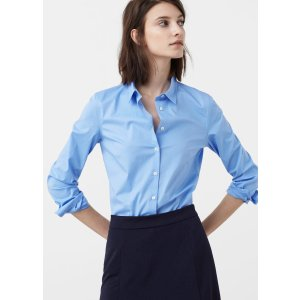 Poplin shirt - Women | OUTLET USA