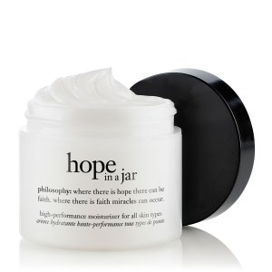 hope in a jar | original formula moisturizer for all skin types | philosophy