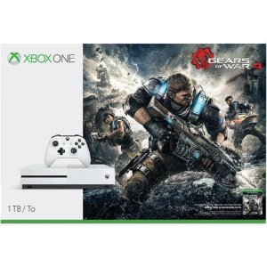 Xbox One S 1TB Console - Gears of War 4 Bundle 889842114287 | eBay