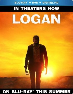 Pre-order: Logan [SteelBook] [Includes Digital Copy] [Blu-ray/DVD] [2017]