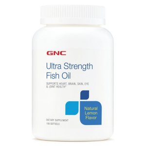 Ultra Strength Fish Oil