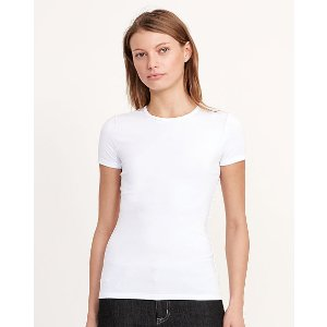 Stretch Cotton Tee - Sale � Shirts & Tops - RalphLauren.com