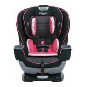 $133 补货Graco Baby Extend2Fit 65双向儿童汽车座椅