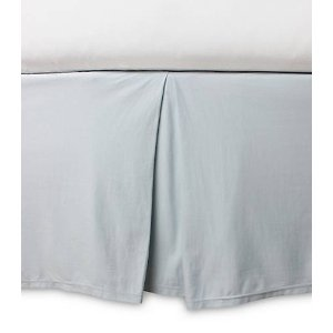 Solid Crib Skirt
