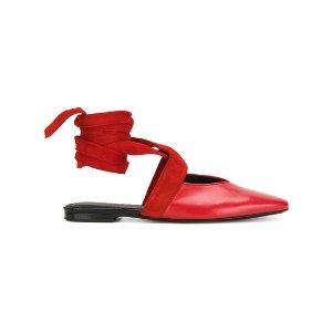 J.W.Anderson 平底绑带鞋