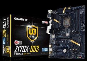 GIGABYTE GA-Z170X-UD3 (rev. 1.0) Z170 Motherboard
