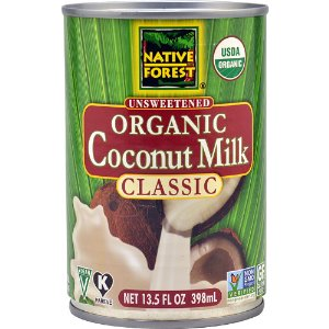 Native Forest Organic Coconut Milk Unsweetened -- 13.5 fl oz - Vitacost