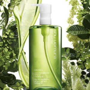 Dealmoon Exclusive! Up to 25% OffCleansing Oil Sale @ Shu Uemura
