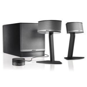 Bose Companion 5 Multimedia Speaker System (Black) 17817393232 | eBay