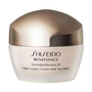 Shiseido Benefiance Wrinkle Resist 24 Night Cream 50ml | Unineed | Premium Beauty