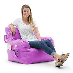 Big Joe Dorm Chair, Radiant Orchid