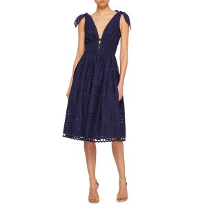 Broderie Anglaise Cotton Dress | Moda Operandi