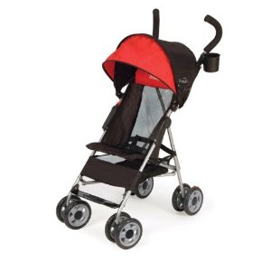 $16.88Kolcraft Cloud Umbrella Stroller, Scarlet Red