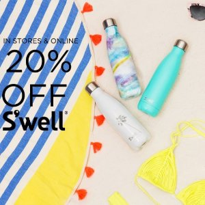 20% OffS'WELL Sale @ South Moon Under
