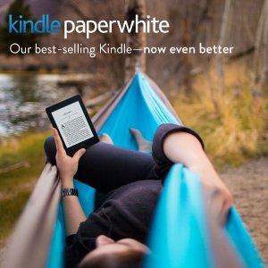 Kindle Paperwhite e-reader 电子阅读器