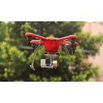 Ehang GHOSTDRONE 2.0 Aerial with 4K Sports Camera Black/Orange